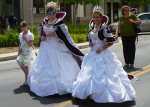 Queens from various Portuguese Communities