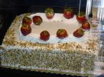 Cake (Pastel) from Las Americas