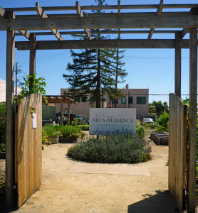 Welcome to the Demonstration Garden