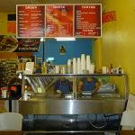 Food to eat in or take out