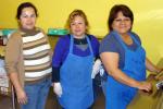 Karina, Jenny and Maria Ana