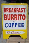 Good food at El Charrito