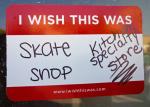 Skate Shop / Kitchen Store