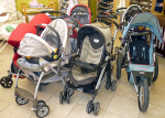 Strollers, baby carriers, car seats ... you'll find them all at Mango Street Kids.
