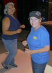 Annette and Marlene