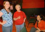 Kate, Carol and Tina