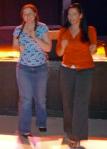 Kate and Tina