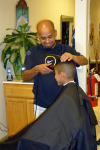Children's haircuts