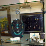 There is also high quality jewelry for sale.