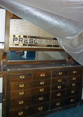 The Original Prescriptions Counter