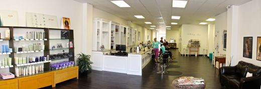 Interior of Shag Beauty Bar