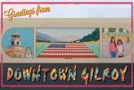 Gilroy downtown mural