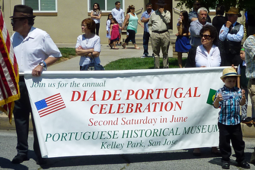 Everyone is invited to the Dia de Portugal celebration in June.